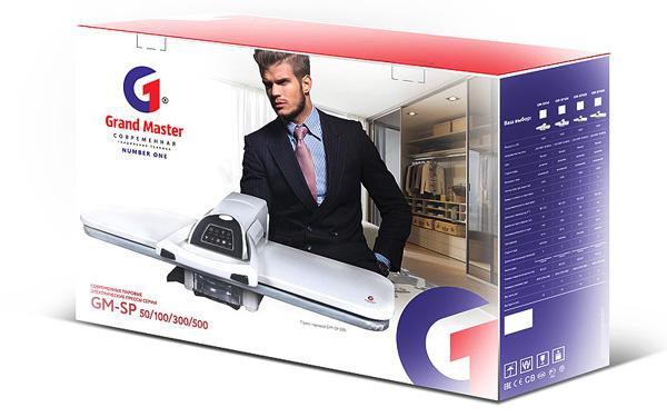 Гладильный пресс Гранд Мастер GM SP-300