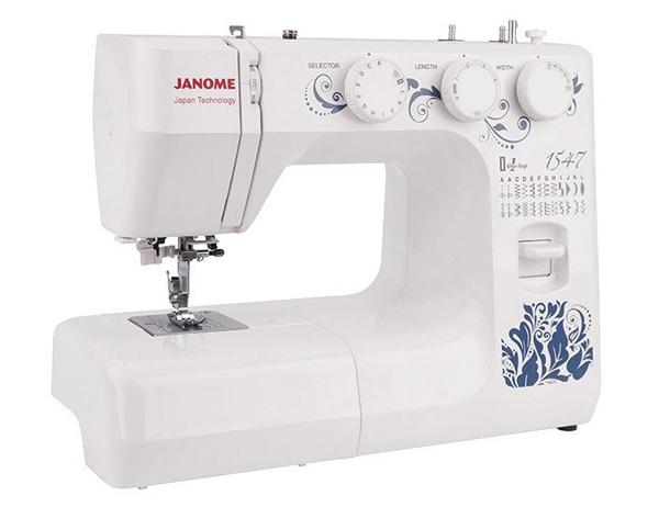 Швейная машинка Janome 1547