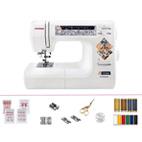 Швейная машина Janome ArtDecor 718A с расширенной комплектацией
