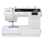 Компьютерная швейная машина Janome ArtDecor 7180