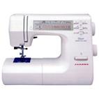 Электромеханическая швейная машина Janome Decor Excel Pro 5124