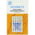 Иглы Schmetz вышивальные 75(3), 90(2) 5 шт