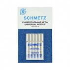 Иглы Schmetz стандартные 70(1),80(2),90(1),100(1), 5 шт