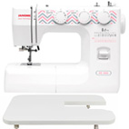 Швейная машина Janome XE 300 с расширительным столиком