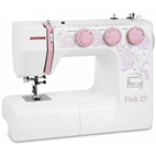 Электромеханическая швейная машина Janome Pink 25