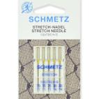 Иглы Schmetz стрейч 75(3), 90(2), 5 шт
