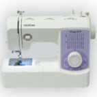 Электромеханическая швейная машина Brother Vitrage M79