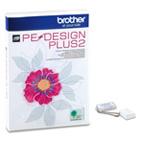 ПО для вышивальных машин Brother PE-Design Plus2