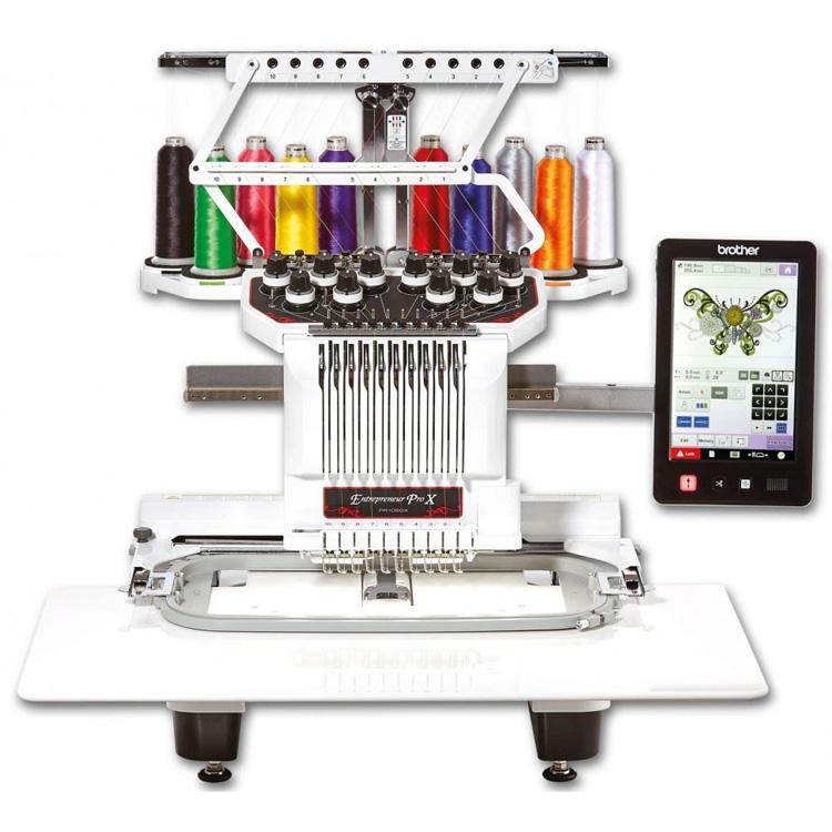 Вышивальная машина Brother PR-1050X