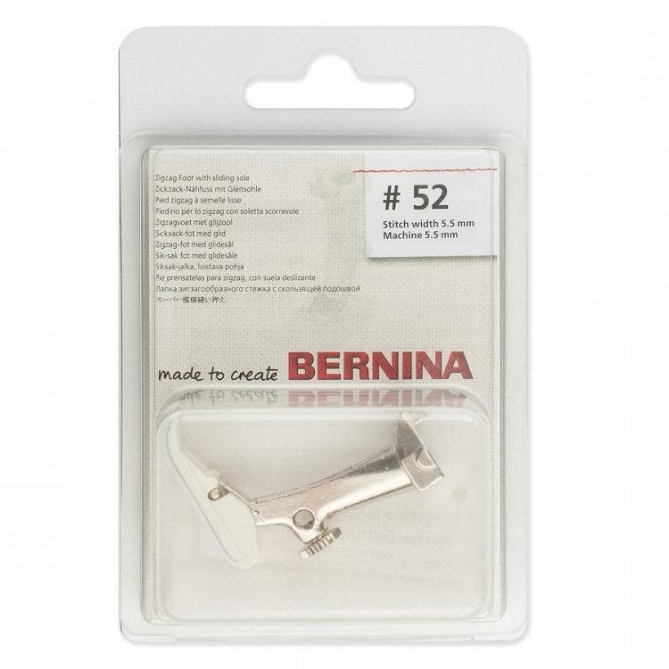 Лапка Bernina 52 тефлоновая