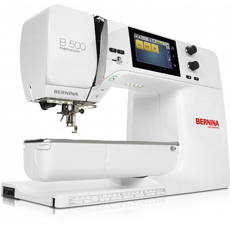 Компьютерная швейная машина Bernina B 500