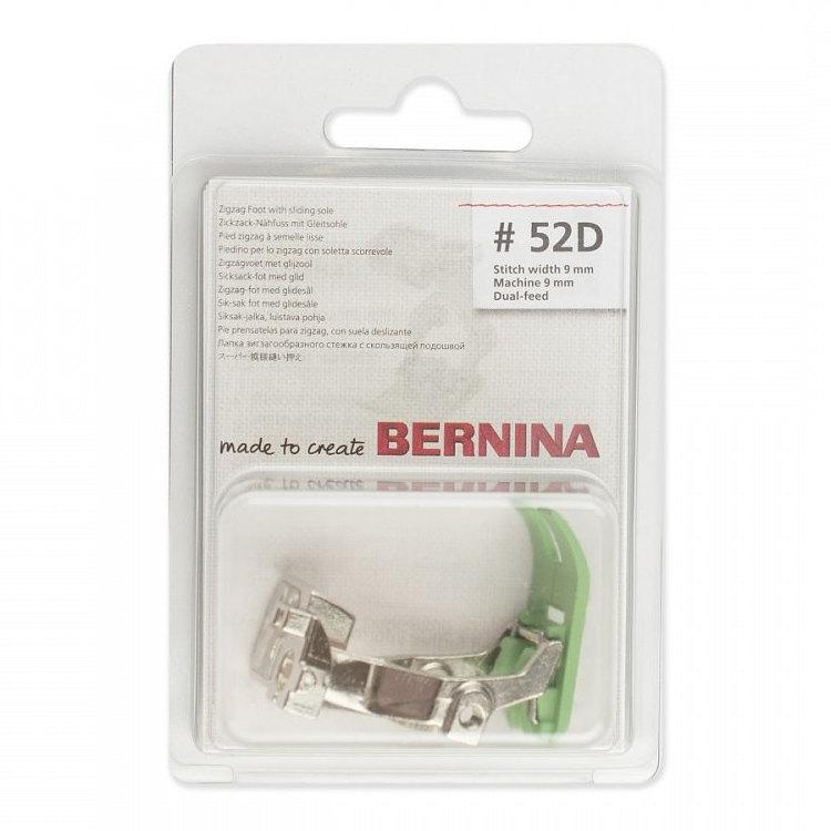 Лапка Bernina 52D тефлоновая