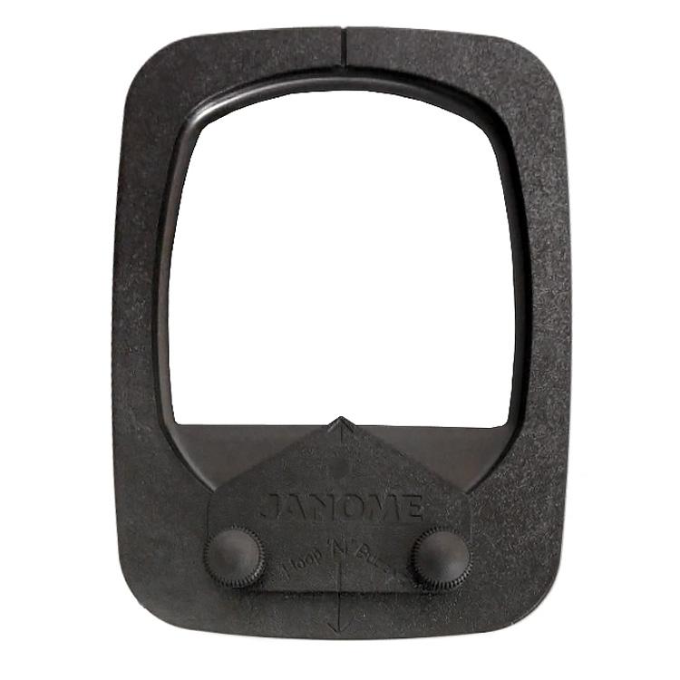 Приcпособление для вышивки на бейсболках для Janome 500E, 550E