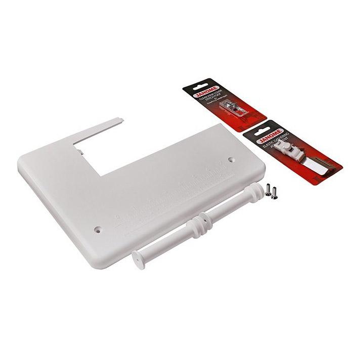 Расширительный столик для распошивальных машин Janome и Elna Cover Pro