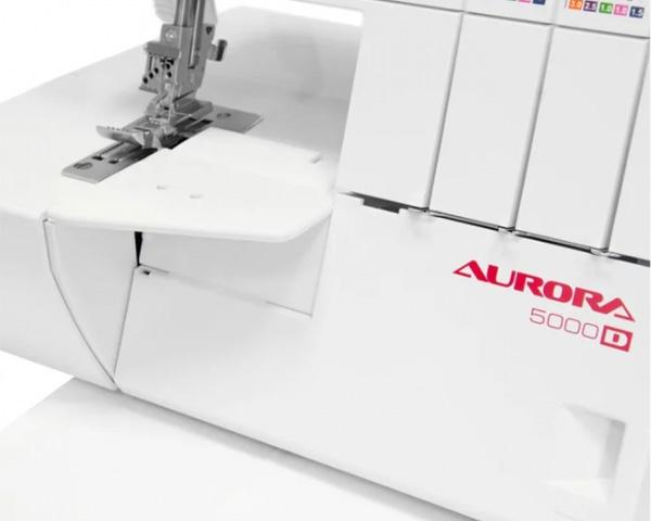 Коверлок Aurora 5000D