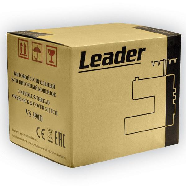 Коверлок Leader VS 390D