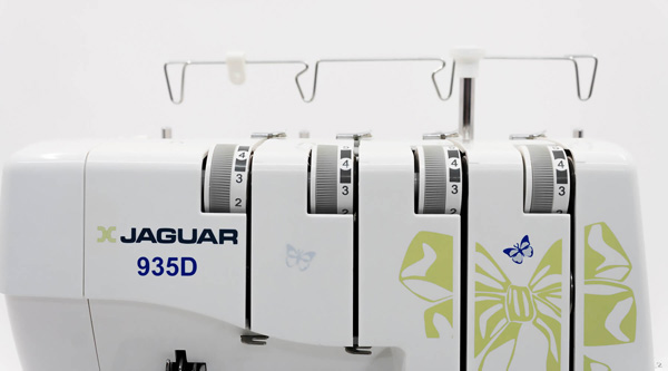Оверлок Jaguar 935D