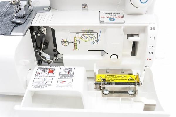Распошивальная машина Babylock BLCS-2 Cover Stitch