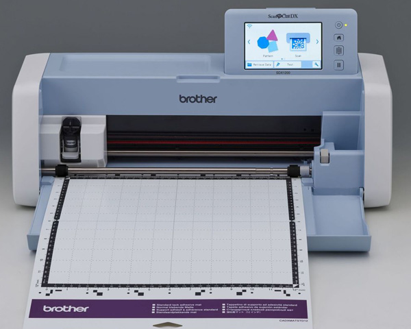 Brother DX 1200 ScanNCut