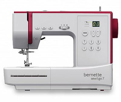 Bernette Sew&go 7 от Bernina