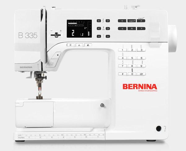 швейная машина Bernina 335