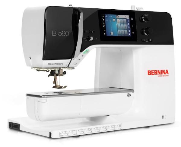 Компьютерная швейная машина Bernina 590