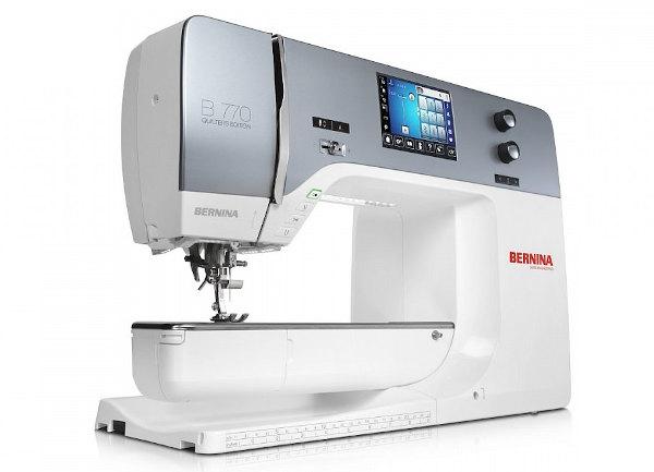 Швейная машинка Bernina 770 QE
