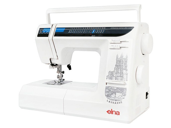 Швейная машинка Elna 3005