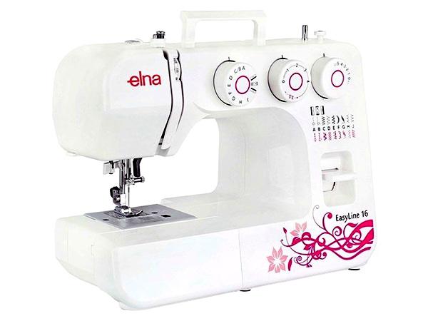 Elna EasyLine 16