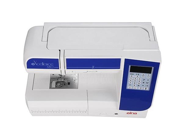 Швейная машинка Elna eXcellence 680