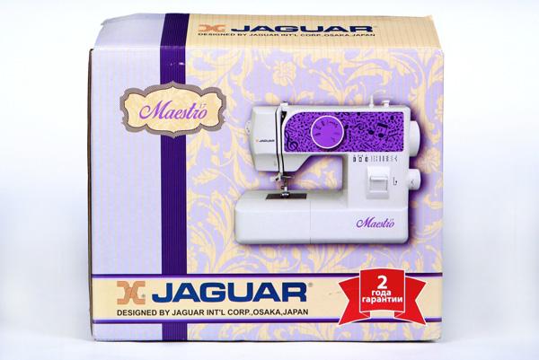 Швейная машинка Jaguar Maestro 17