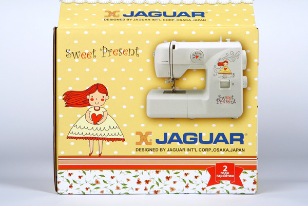 Швейная машинка Jaguar Sweet Present
