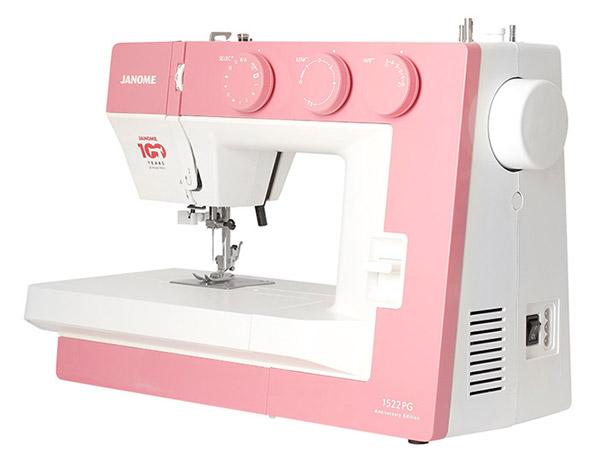 Швейная машина Janome 1522PG AE