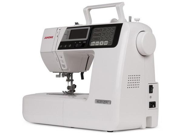 Швейная машинка Janome 4120 QDC