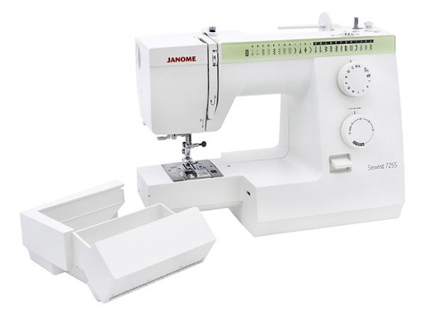 Швейная машинка Janome 725s