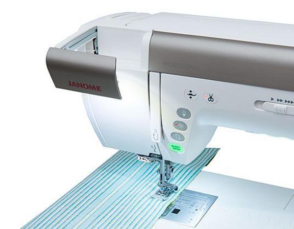 Швейная машинка для квилтинг Janome Horizon Memory Craft 9450 QCP