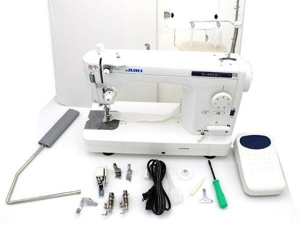 Электромеханическая прямострочная швейная машина Juki TL-2010Q