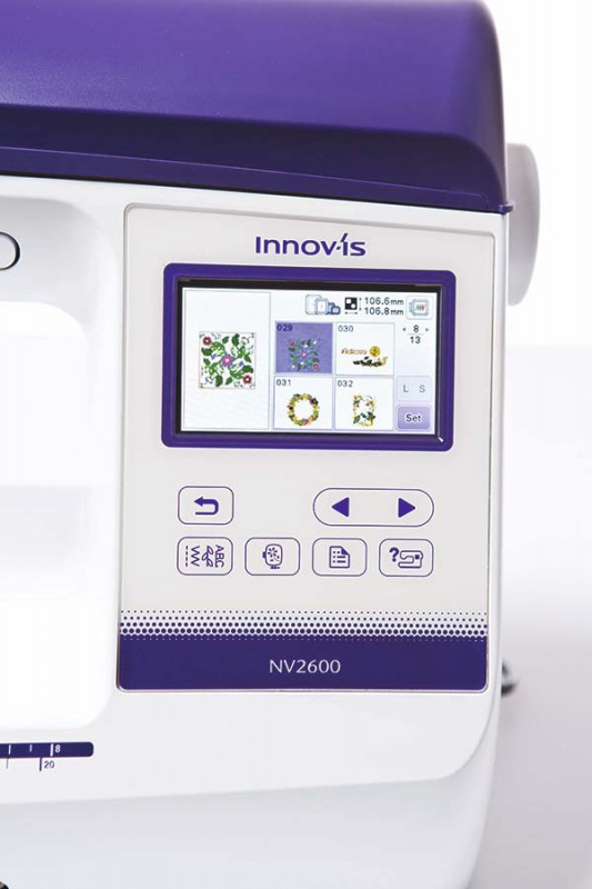 Швейно-вышивальная машина Brother Innov-Is 2600