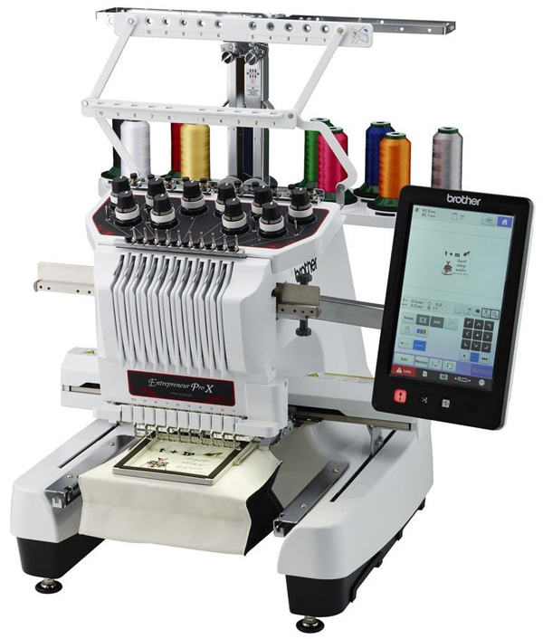 Вышивальная машина PR1050X