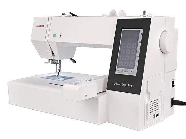 Janome Memory Craft 500E (MC 500E)
